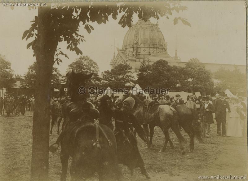 1895 Exposition Russe Hippique et Ethnographique FOTOS D4