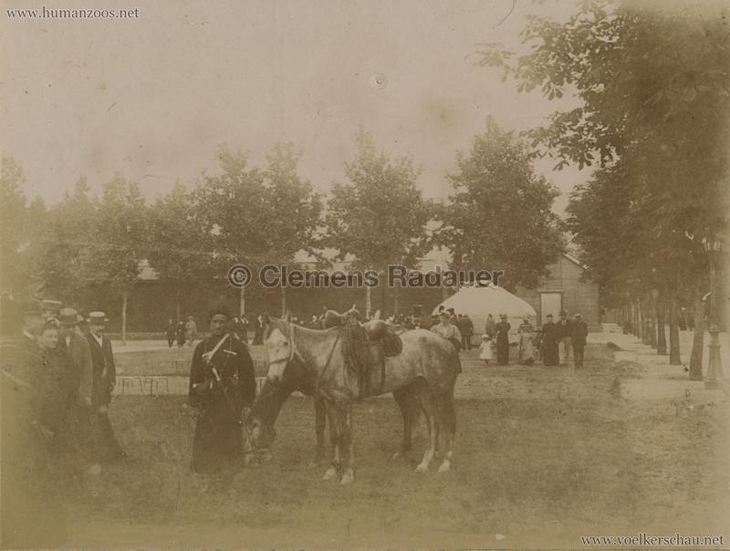 1895 Exposition Russe Hippique et Ethnographique FOTOS D5
