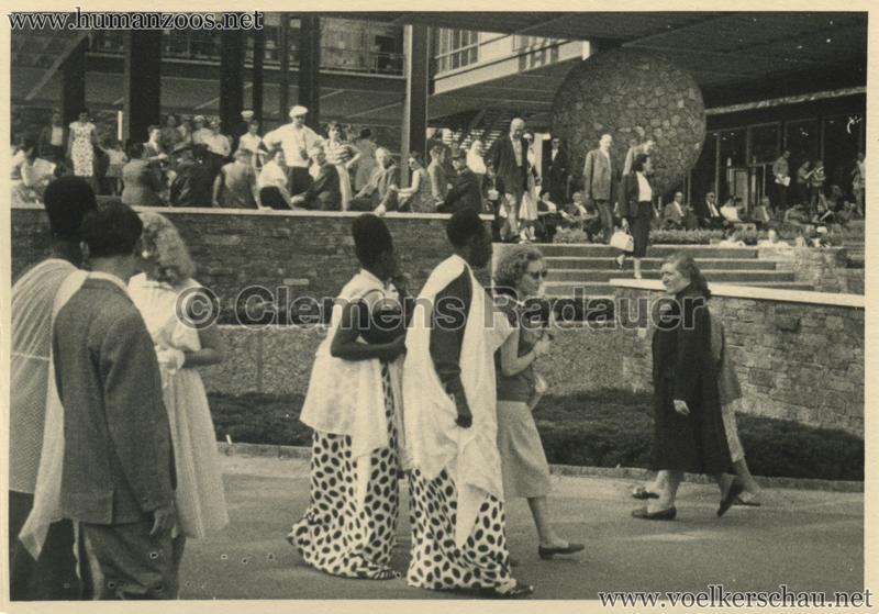 1958 Exposition Universelle Bruxelles - FOTOS S12 5