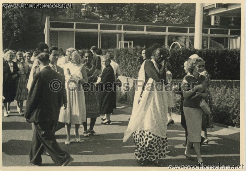1958 Exposition Universelle Bruxelles - FOTOS S12 6