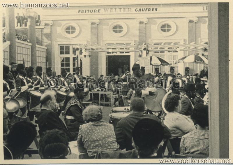 1958 Exposition Universelle Bruxelles - FOTOS S12 8
